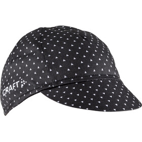 Craft Race Bike Cap Black/White
